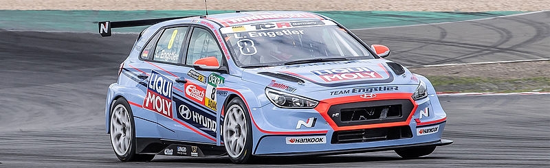 Hyundai i30 N TCR startet in der ADAC TCR Germany